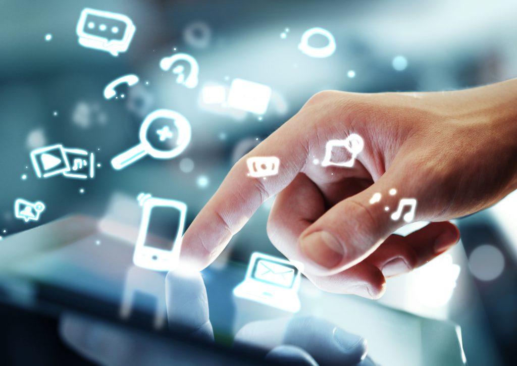 Digitalt näringsliv och WordPress